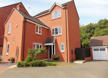 Thumbnail 4 bed detached house for sale in Dennetts Close, Daventry