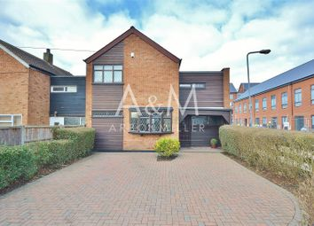 Thumbnail End terrace house for sale in Fullwell Avenue, Ilford