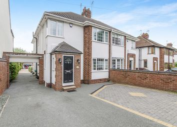 Thumbnail Semi-detached house for sale in Ashton Avenue, Scawthorpe, Doncaster