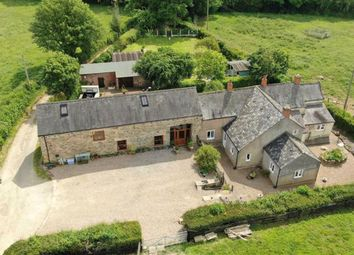 Thumbnail 4 bed detached house for sale in Slack Lane, Wessington, Alfreton