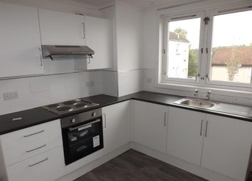 Thumbnail 3 bed flat to rent in Netherthird Road, Cumnock