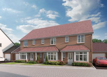 Thumbnail 3 bed terraced house for sale in Hitches Lane, Fleet