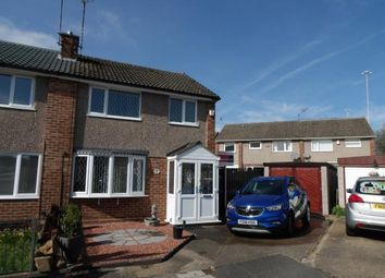 Thumbnail 4 bed semi-detached house for sale in Ashwick Close, Clifton, Nottingham, Nottinghamshire