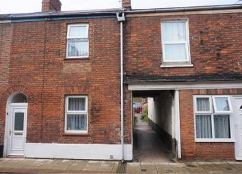 Thumbnail 4 bed terraced house for sale in Checker Street, King's Lynn
