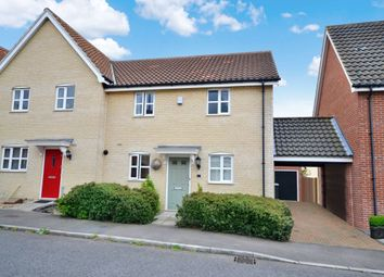 Thumbnail 3 bed semi-detached house for sale in Ranulf Road, Flitch Green, Dunmow