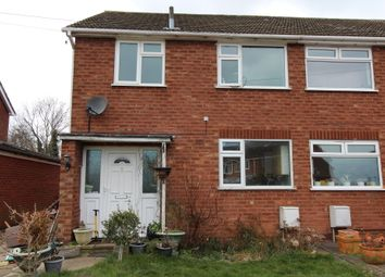 Thumbnail 3 bed semi-detached house to rent in Pear Tree Close, Shuttington, Tamworth