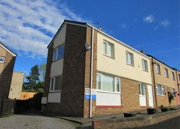 Thumbnail 3 bed semi-detached house for sale in Millersfield, Acomb, Hexham, Northumberland