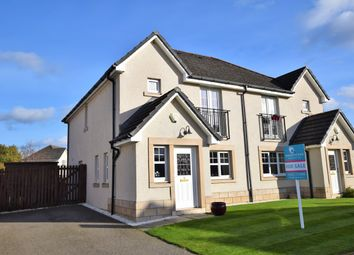 Thumbnail 3 bed semi-detached house for sale in Woodgrove Place, Inverness