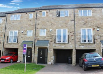 Thumbnail 3 bed town house for sale in Jacobs Lane, Haworth, West Yorkshire