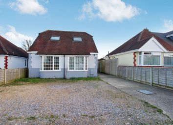 Thumbnail 5 bed bungalow for sale in The Crossway, Portchester, Fareham