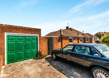 Thumbnail 3 bed semi-detached bungalow for sale in Meadow Close, Worthing