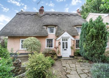 Thumbnail 4 bed property for sale in Newton Road, Little Shelford, Cambridge