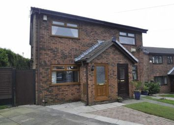 Thumbnail 2 Bed Semi Detached House For Sale In Cotton Tree Close Oldham