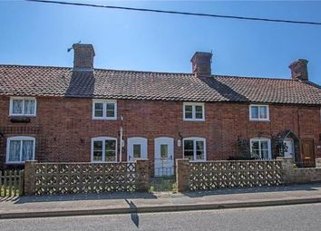 Thumbnail 2 bed cottage to rent in Long Row, Snape Road, Woodbridge