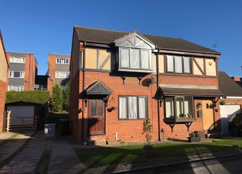 Thumbnail 2 bedroom semi-detached house to rent in St Michael's Green, Normanton