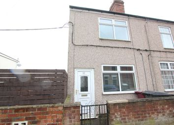 Thumbnail 2 bed end terrace house to rent in Selwyn Street, Bolsover, Chesterfield
