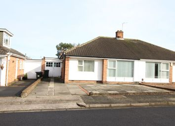 Thumbnail 3 bed bungalow for sale in Brookfield Crescent, Chapel House, Newcastle Upon Tyne