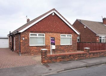 Thumbnail 3 bed detached bungalow for sale in Sycamore Road, Ormesby, Middlesbrough