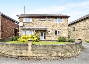 Thumbnail 5 bedroom detached house for sale in Dunlin Close, Thorpe Hesley, Rotherham