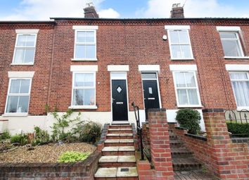 Thumbnail 2 bedroom terraced house for sale in Primrose Road, Norwich