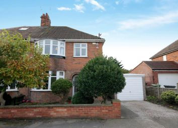 Thumbnail 3 bed semi-detached house for sale in Hyrst Grove, York