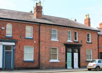 Thumbnail 2 bed terraced house for sale in High Street, Overton, Wrexham