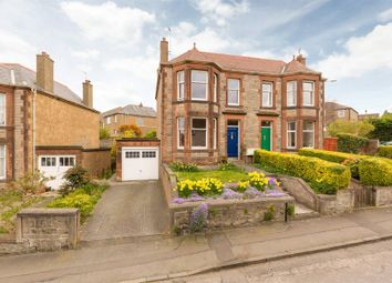 Thumbnail 3 bed semi-detached house for sale in Lussielaw Road, Newington, Edinburgh