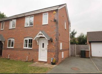 Thumbnail 2 bed semi-detached house to rent in Ascot Road, Oswestry