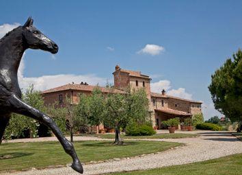 Thumbnail 8 bed farmhouse for sale in Via Santa Clara, Montepulciano, Siena, Tuscany, Italy