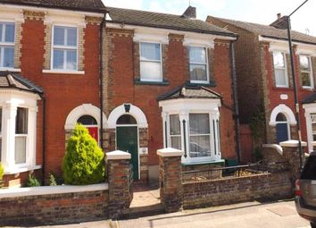 Thumbnail 3 bed end terrace house for sale in Weston Road, Rochester, Kent