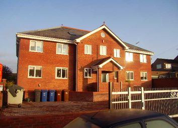 Thumbnail 1 bed flat to rent in Spa Court, Heath Road, Stapenhill, Burton