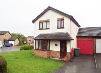 Thumbnail 3 bed detached house for sale in Briar Lea, Worksop, Nottinghamshire