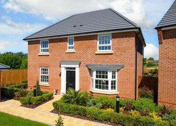 """Thumbnail 4 bedroom detached house for sale in """"Bradgate"""" at Riverston Close, Hartlepool"""