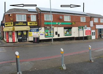 Thumbnail Retail premises for sale in Forrester Street, Walsall