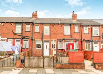 Thumbnail 2 bed terraced house for sale in Woodlea Mount, Beeston, Leeds