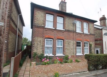Thumbnail 2 bed cottage for sale in St Pauls Road, Colchester, Essex
