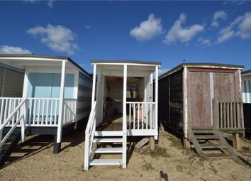 Thumbnail Property for sale in Beach Hut, Thorpe Esplanade, Thorpe Bay, Essex