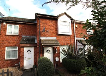 Thumbnail 2 bed terraced house for sale in Garrick Drive, West Thamesmead