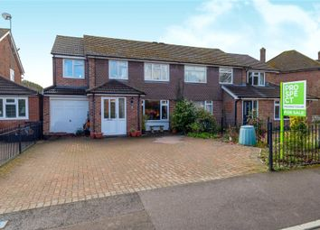 Thumbnail 4 bed semi-detached house for sale in Evendons Lane, Wokingham, Berkshire
