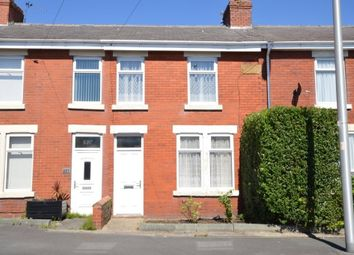 Thumbnail 3 bedroom terraced house for sale in Hawes Side Lane, Blackpool