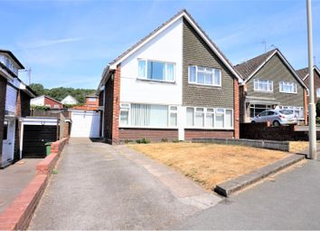 Thumbnail 2 bedroom semi-detached house for sale in Corbyn Road, Dudley