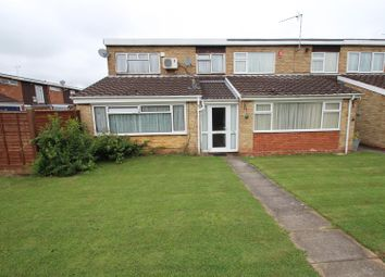 Thumbnail 3 bedroom end terrace house for sale in Beamish Close, Walsgrave, Coventry