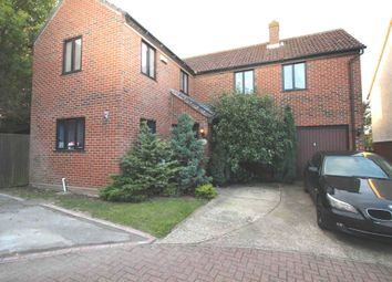Thumbnail 5 bedroom detached house for sale in Homefield Way, Earls Colne, Colchester