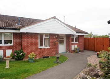 Thumbnail 2 bed bungalow for sale in Kirk Close, Ripley