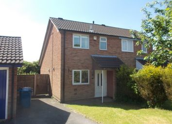 Thumbnail 1 bed property to rent in Wolsey Road, Lichfield