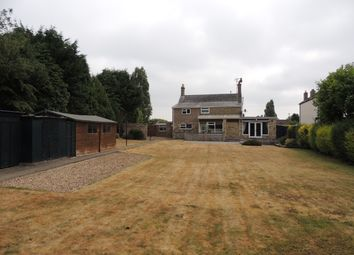Thumbnail 5 bed detached house to rent in Ely Road, Littleport
