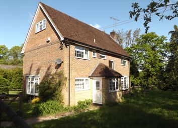Thumbnail 4 bed detached house to rent in Blackberry Lane, Lingfield