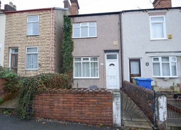 Thumbnail 2 bed end terrace house for sale in Princess Street, Brimington, Chesterfield