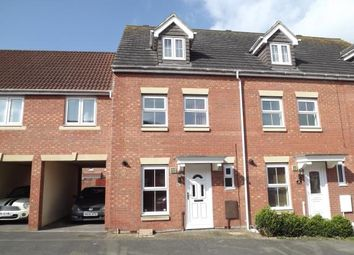 Thumbnail 3 bed terraced house for sale in Griffen Close, Bridgwater