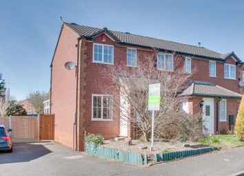 Thumbnail 2 bed end terrace house for sale in Abbey Close, The Oakalls, Bromsgrove